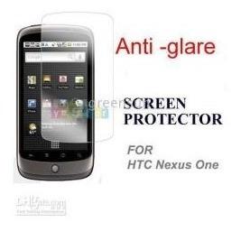 lamina pantalla htc nexus one transparente plastica