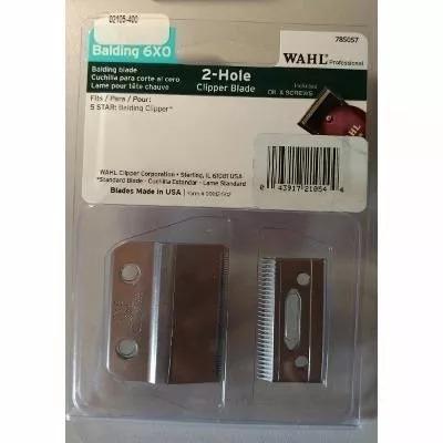 fe4df11f5 Lamina Para Máquina De Corte Wahl Balding 100% Original - R$ 159,90 ...