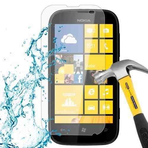 lamina protector anti-shock anti-golpe nokia lumia 510