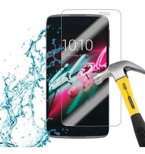 lamina protector de pantalla anti-shock alcatel idol 3 (5.5)