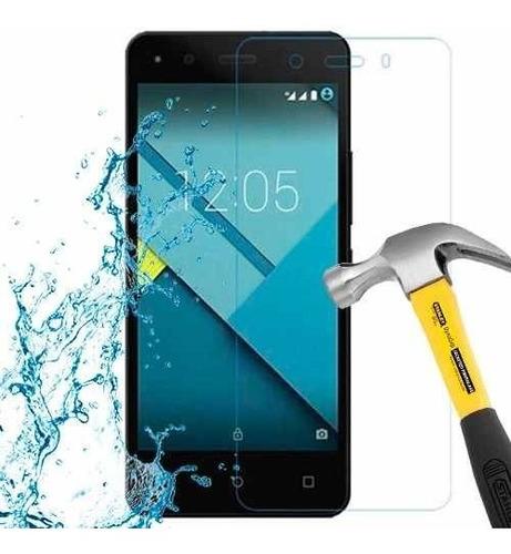 lamina protector de pantalla anti-shock bq aquaris a4.5