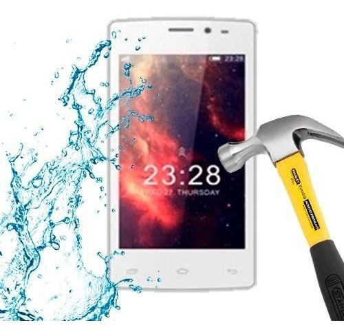 lamina protector pantalla anti-shock amgoo am407