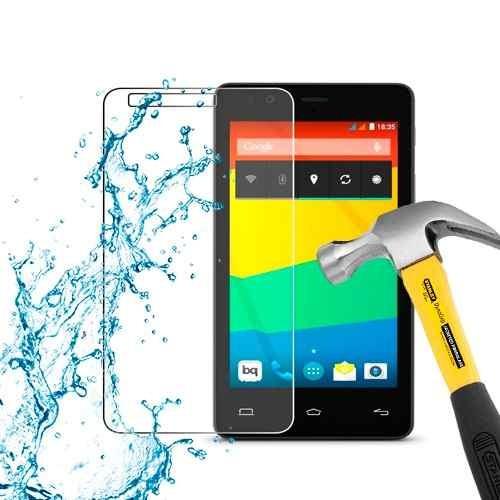 lamina protector pantalla anti-shock anti-golp bq aquaris e4