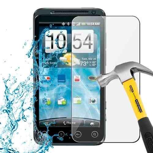 lamina protector pantalla anti-shock anti-golpe htc evo 3d