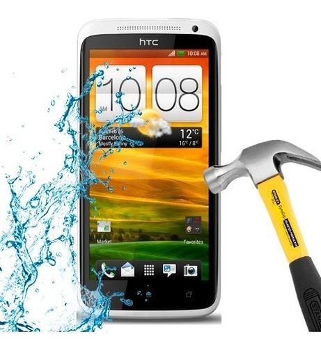 lamina protector pantalla anti-shock anti-golpe htc one xl