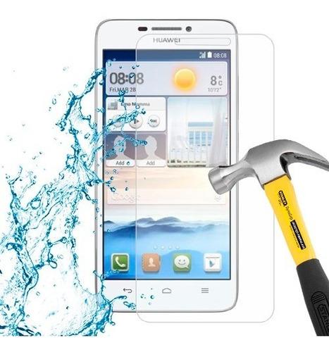 lamina protector pantalla anti-shock anti-golpe huawei g630