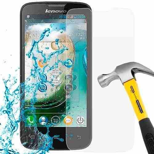 lamina protector pantalla anti-shock anti-golpe lenovo a830