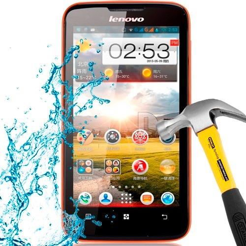 lamina protector pantalla anti-shock anti-golpe lenovo s750
