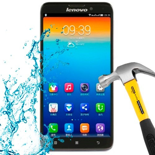 lamina protector pantalla anti-shock anti-golpe lenovo s939
