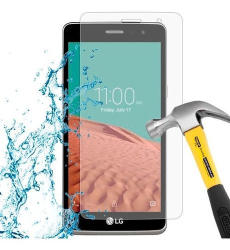 lamina protector pantalla anti-shock anti-golpe lg bello 2