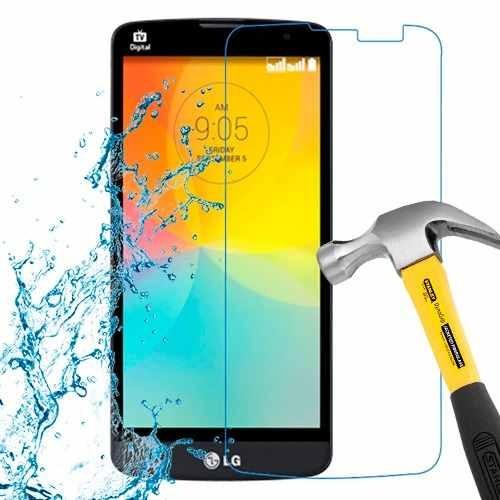 lamina protector pantalla anti-shock anti-golpe lg l prime