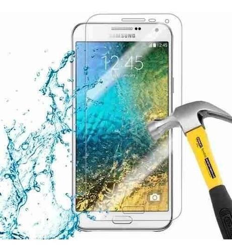 lamina protector pantalla anti-shock anti-golpe samsung e7
