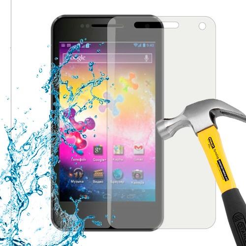 lamina protector pantalla anti-shock antigolpe blu vivo 4.3