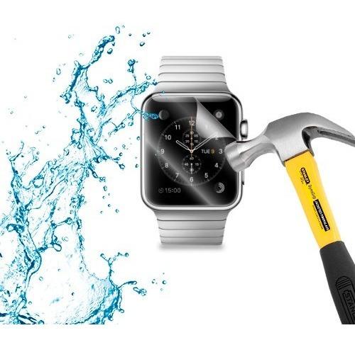 lamina protector pantalla anti-shock apple watch 42mm