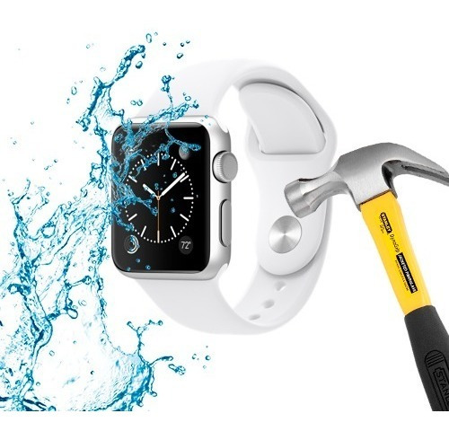 lamina protector pantalla anti-shock apple watch sport 38mm