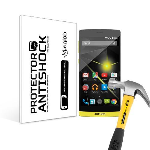 lamina protector pantalla anti-shock archos 50 diamond