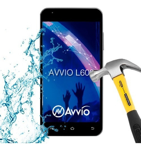 lamina protector pantalla anti-shock avvio l600