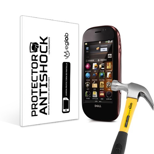 lamina protector pantalla anti-shock dell mini 3i