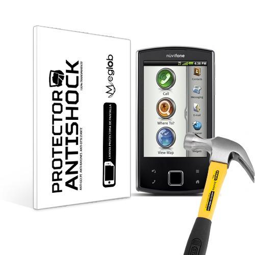 lamina protector pantalla anti-shock garmin nuvifone a50