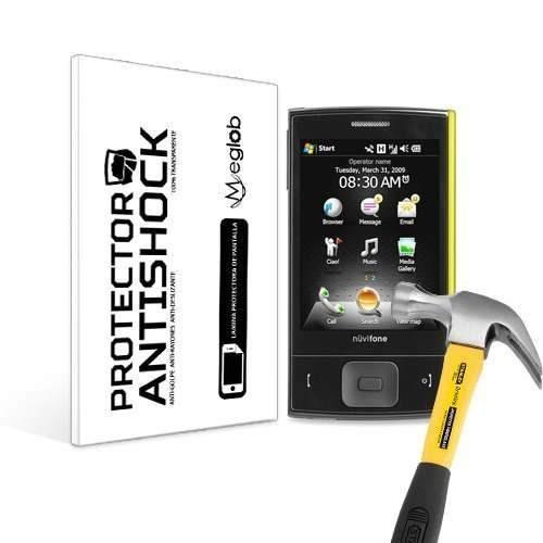 lamina protector pantalla anti-shock garmin nuvifone m20