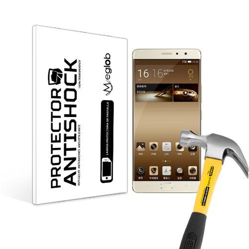 lamina protector pantalla anti-shock gionee m6 plus
