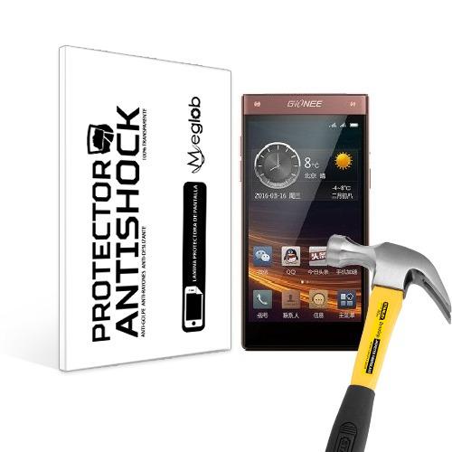 lamina protector pantalla anti-shock gionee w909