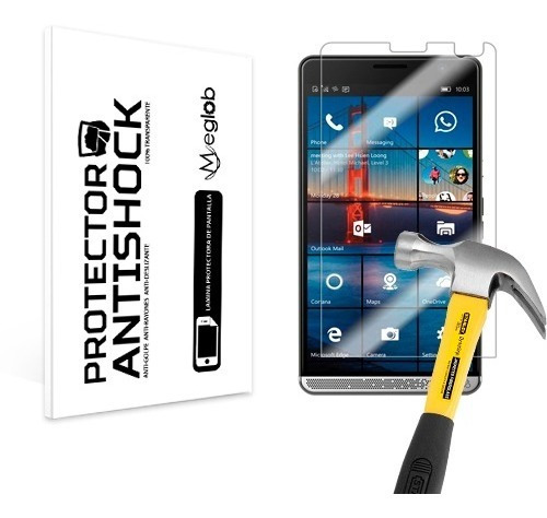 lamina protector pantalla anti-shock hp elite x3