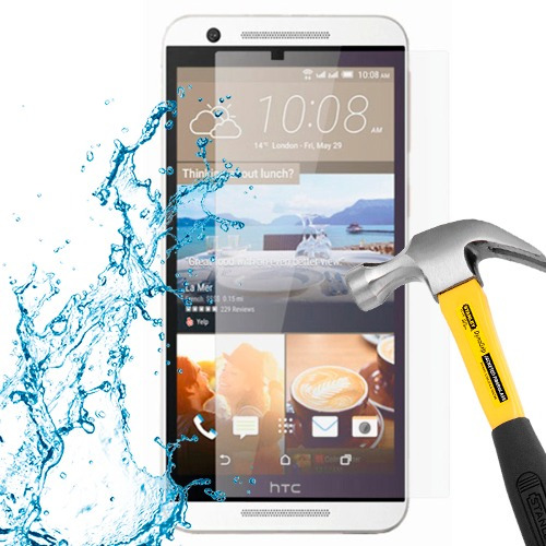 lamina protector pantalla anti-shock htc one e9s