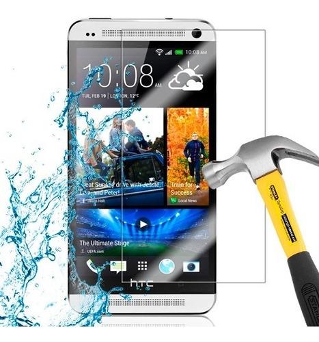 lamina protector pantalla anti-shock htc one m7