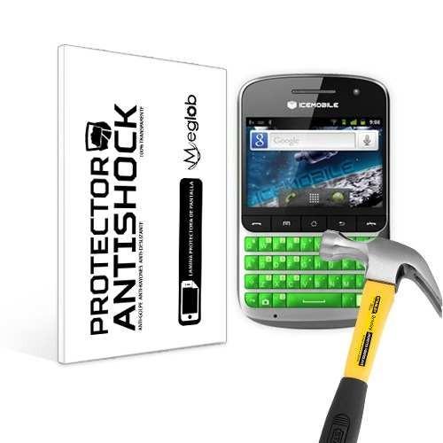 lamina protector pantalla anti-shock icemobile apollo 3g