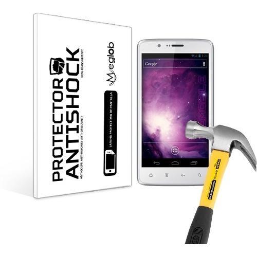 lamina protector pantalla anti-shock icemobile prime plus