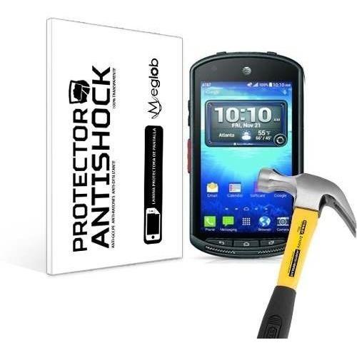 lamina protector pantalla anti-shock kyocera duraforce
