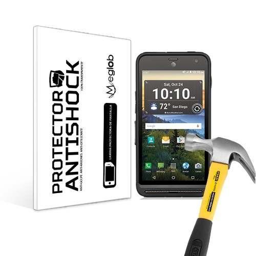 lamina protector pantalla anti-shock kyocera duraforce xd