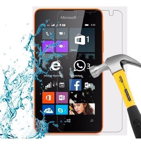 lamina protector pantalla anti-shock lumia 430