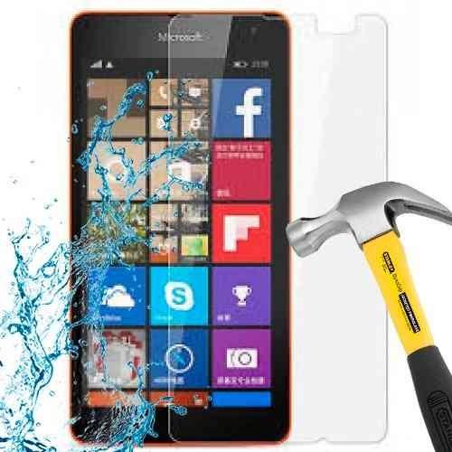 lamina protector pantalla anti-shock lumia 540