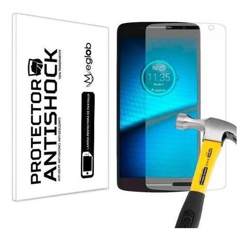 lamina protector pantalla anti-shock motorola droid maxx 2