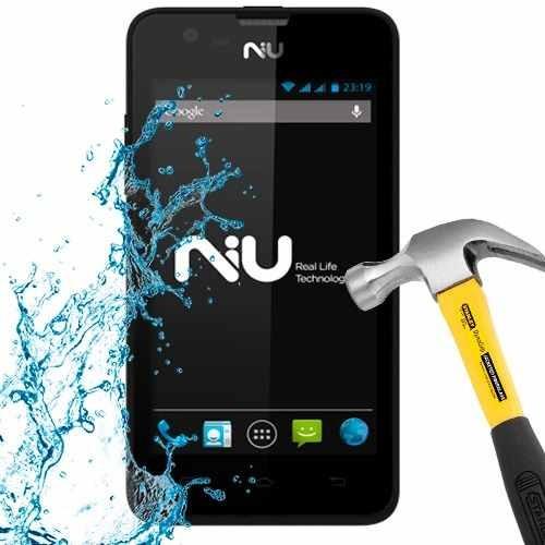 lamina protector pantalla anti-shock niu niutek 4.5 d