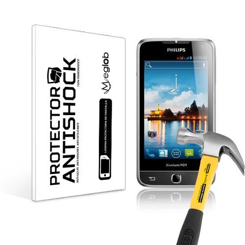 lamina protector pantalla anti-shock phillips w736