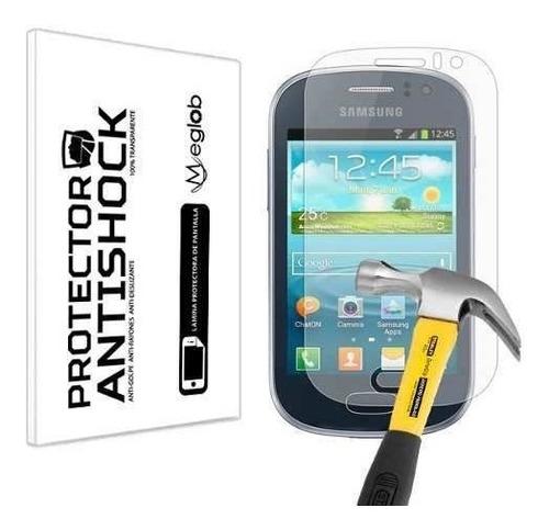 lamina protector pantalla anti-shock samsung fame s6810