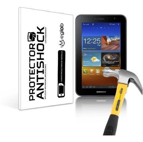 lamina protector pantalla anti-shock samsung tab 7