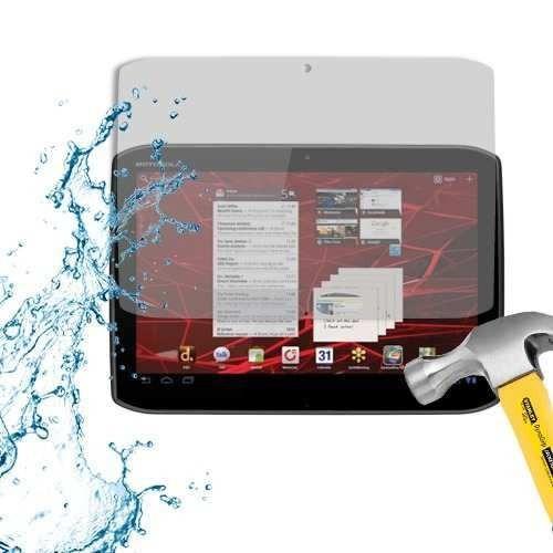 lamina protector pantalla anti-shock tablet motorola xoom 2