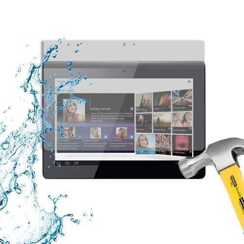 lamina protector pantalla anti-shock tablet sony s