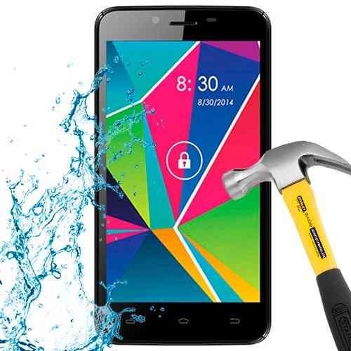 lamina protector pantalla anti-shock unnecto air 5.0