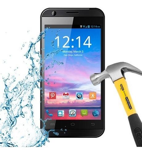 lamina protector pantalla anti-shock verykool s4002