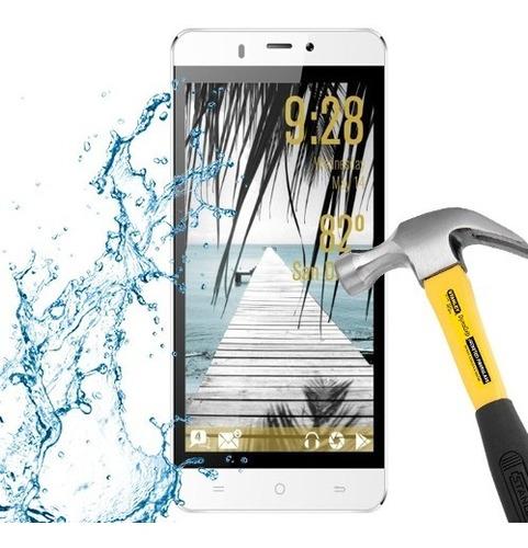 lamina protector pantalla anti-shock verykool s5001
