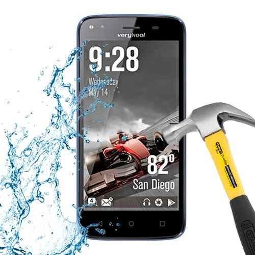 lamina protector pantalla anti-shock verykool sl5009