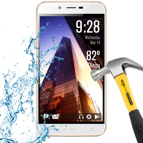 lamina protector pantalla anti-shock verykool sl5011