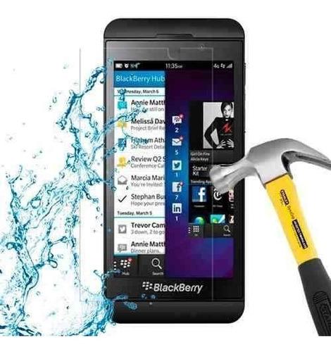 lamina protector pantalla antishock antigolpe blackberry z10