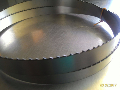 lamina serra fita  pague 4 leve 5 tamanho 1,52 mts