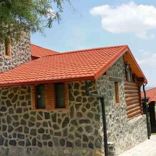 Lamina teja por metro en mercado libre for Tipos de laminas para techos de casas